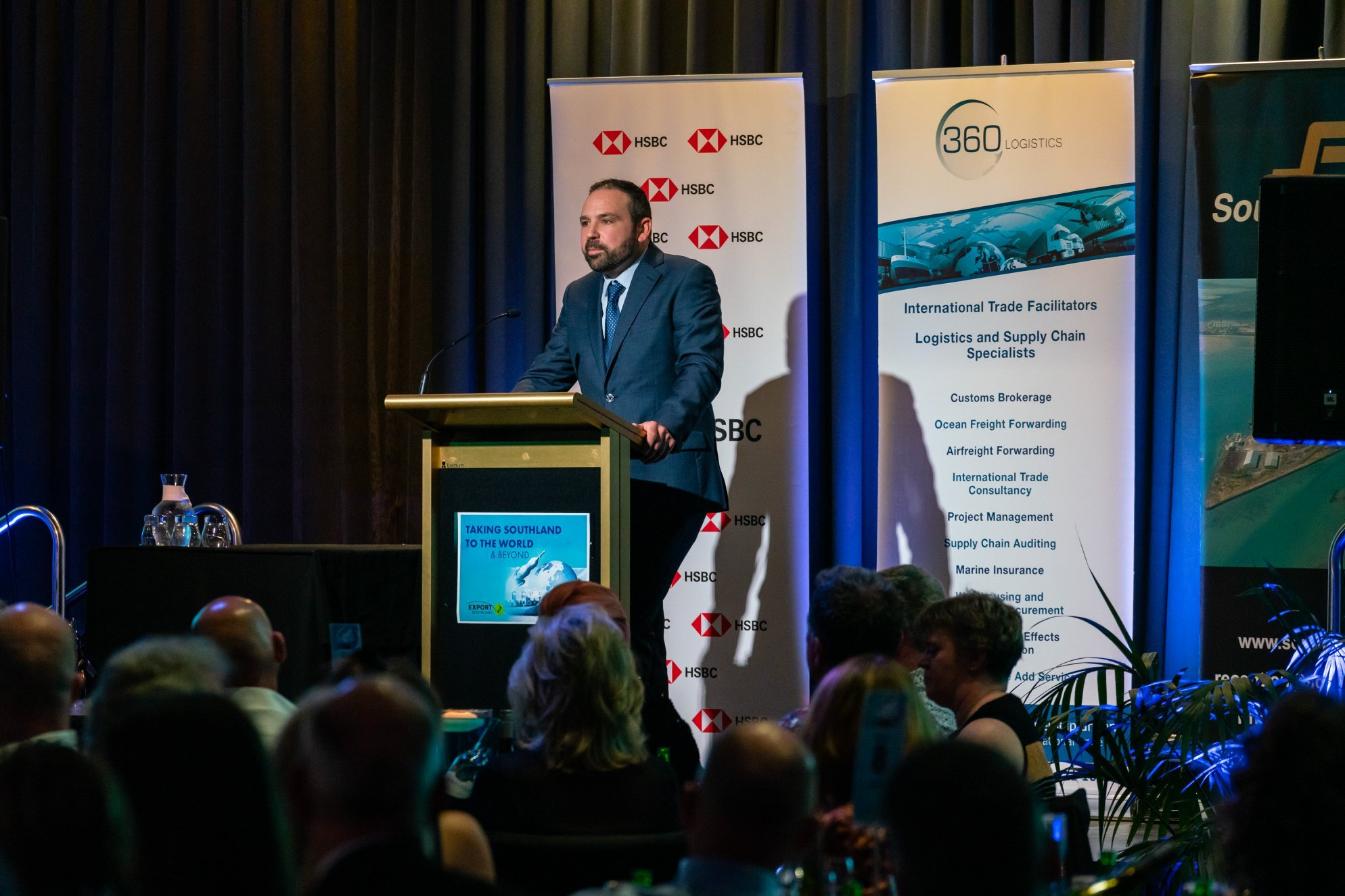 2020 Export Gala Dinner Gareth Dykes