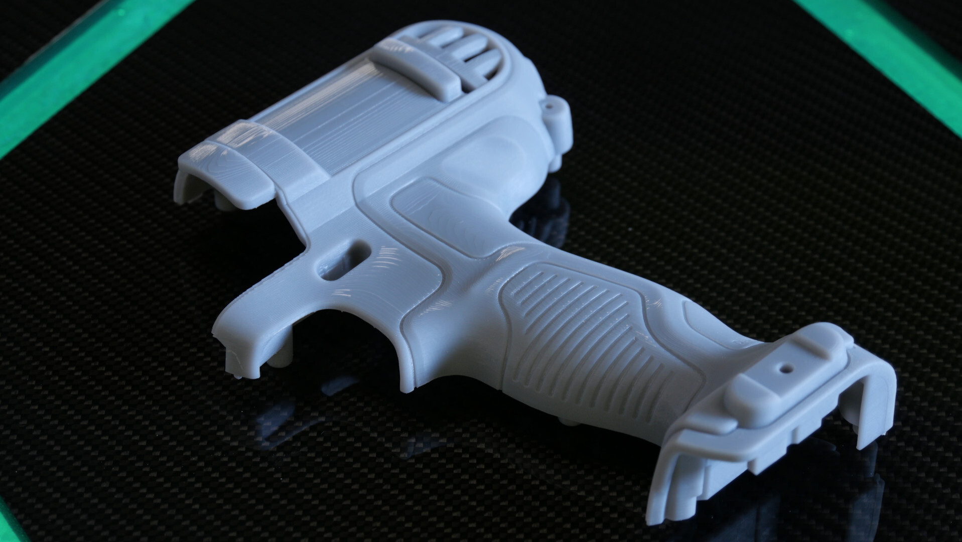 Power tool enclosure SLA print