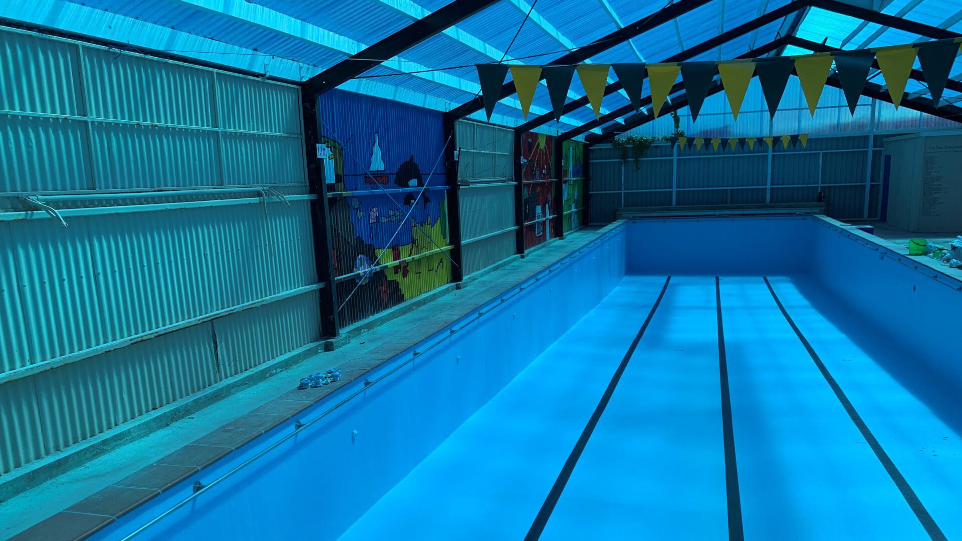 Tokanui Pool upgrade 5