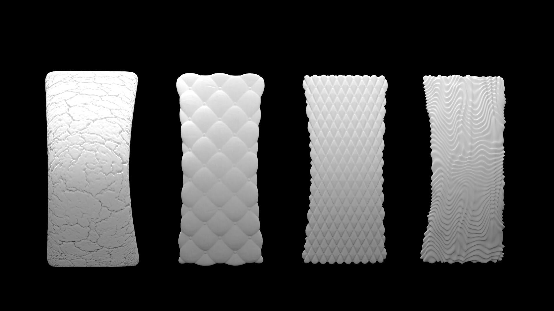 SLS Textures