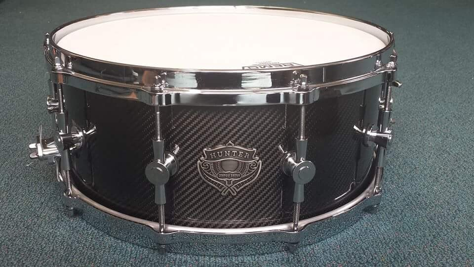 Carbon snare Hunter D 6in